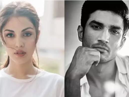 SSR Case UPDATE: Rhea Chakraborty to file defamation against SSR's family
