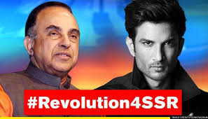 SSR Case Update: Subramanian Swamy supports #Revolution4SSR, urges people to join digital protest