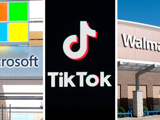 Social Media App TikTok CEO quits as Walmart joins Microsoft bid for buyout