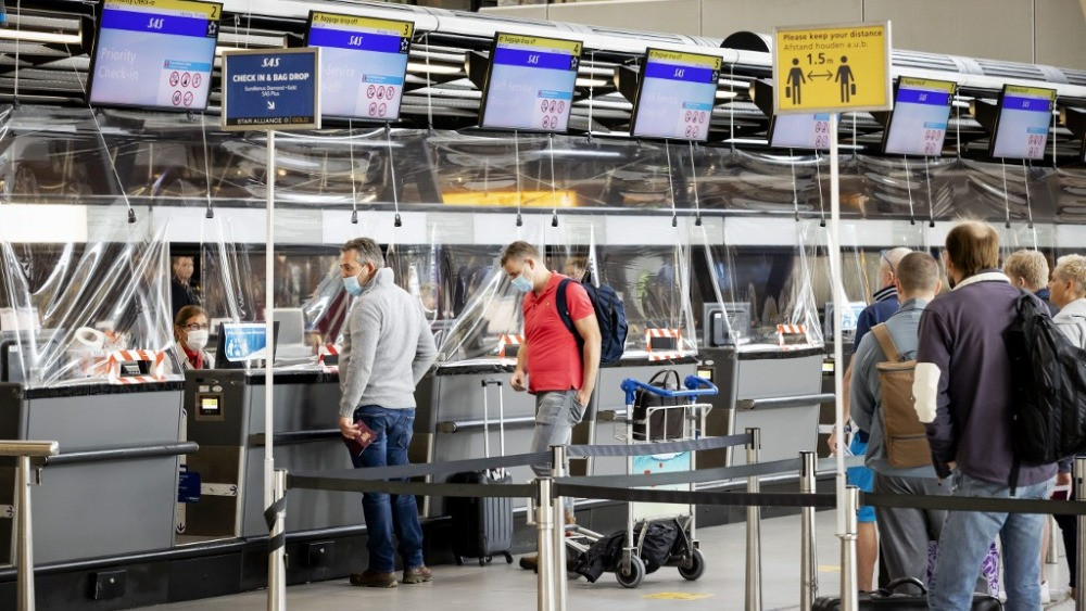EU excludes US from 'SAFE TRAVEL' list