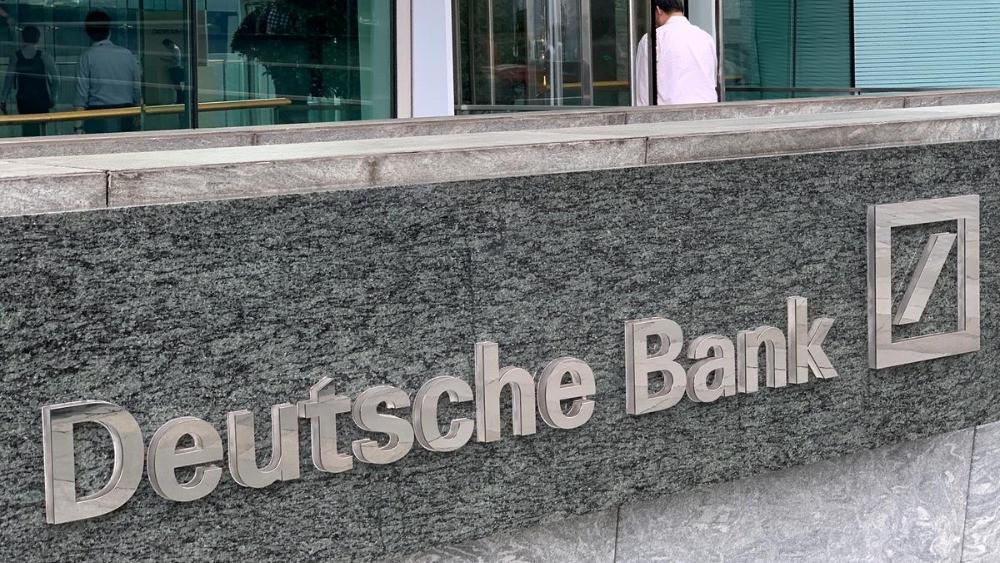 Deutsche Bank will pay a $150 million fine from a New York regulator for allowing disgraced financier Jeffrey Epstein