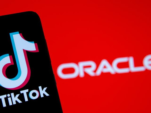 ByteDance picks Oracle as partner to try to save TikTok U.S.