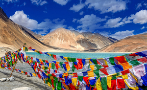 region of Ladakh, nestled high in the Indian Himalayas