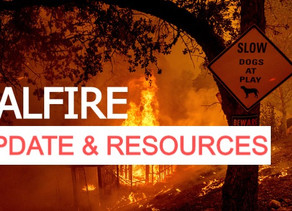 Be Prepared! Information and Resources about CALFIRE