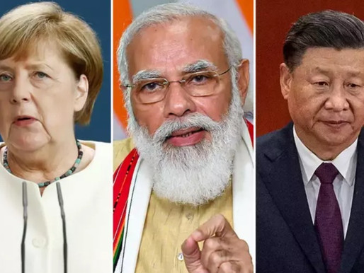 Germany breaks ranks with China, shifts to adopting Indo-Pacific strategy