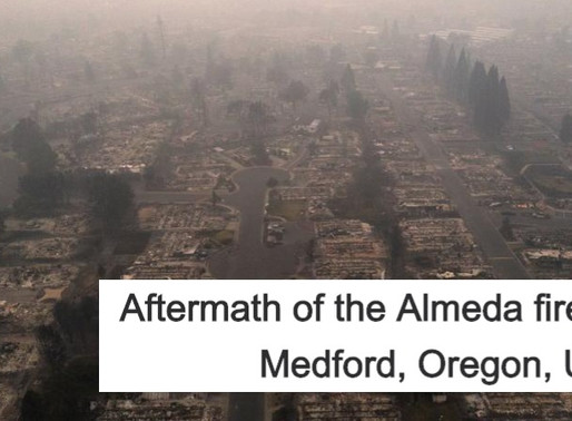 Half million Oregonians told to evacuate as Western wildfires kill 24