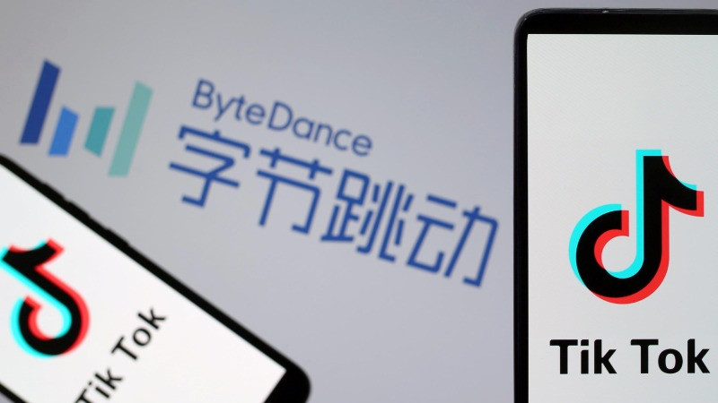 Some investors of TikTok's parent company ByteDance seeking to take over the popular social media app are valuing it at about $50 billion