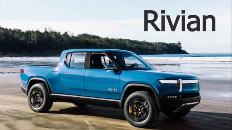 Electric vehicle startup Rivian, which is backed by Amazon (AMZN.O) and Ford Motor (F.N) and aims to put an electric pickup and SUV in production in 2021