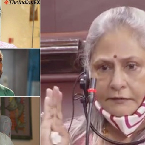 Taapsee Pannu to Anubhav Sinha come out in support of Jaya Bachchan's speech in Rajya Sabha