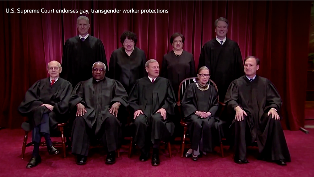 SC makes a landmark ruling in the Tansgender community's employment protection