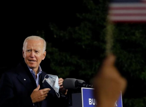 Over 50 Republican former U.S. national security officials join Biden endorsement