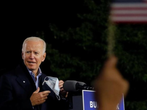 Over 50 Republican former U.S. national security officials join Biden endorsement