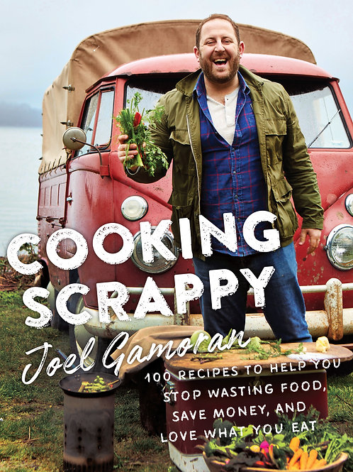 """Signed Copy"" Cooking Scrappy Cookbook"