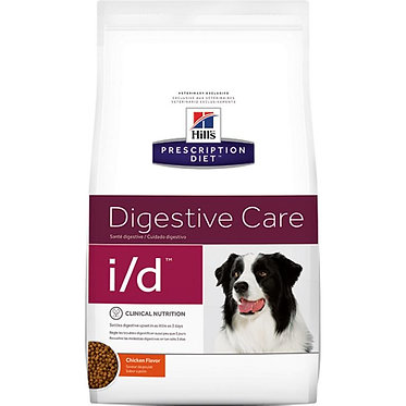 "i/d   Hill's Prescription Diet לכלב, 12 ק""ג"