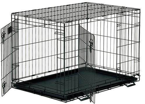 כלוב רשת 2 דלתות 107