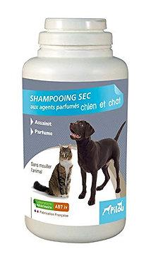 שמפו יבש AB7 לכלבים וחתולים