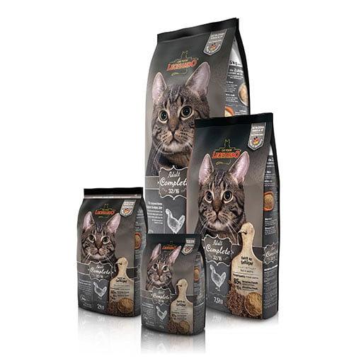 """לאונרדו 32/16 משקל 15 ק""""ג מזון חתולים אולטרה פרימיום"""