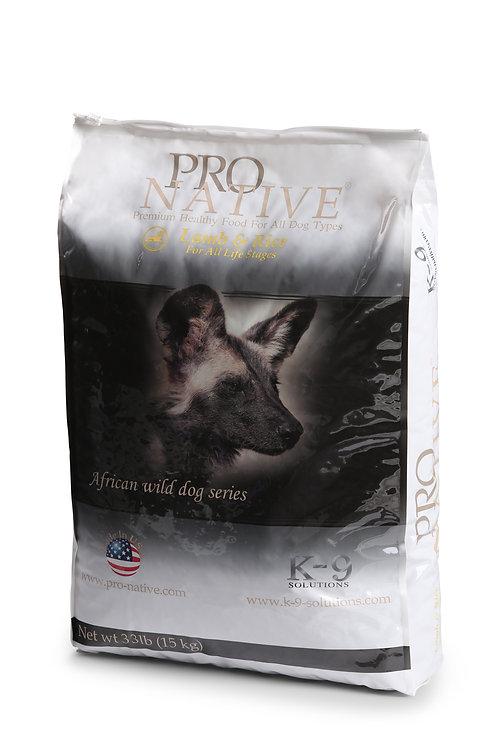 מזון כלבים פרו נייטיב כבש