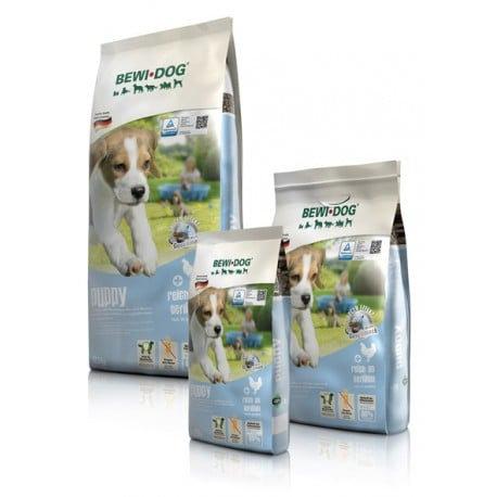 בווי דוג פאפי מזון יבש לכלבים