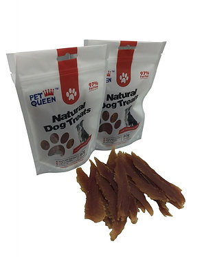 חטיף לכלב ללא דגנים – חזה עוף 80 גרם