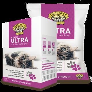 חול חתולים מתגבש היפואלרגני לבנדר 9.1 קג