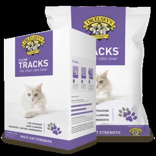 חול חתולים מתגבש היפואלרגני קלין טרקס 9.1 קג