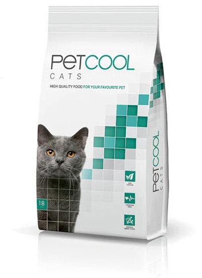 פטקול 3 קג מזון חתולים