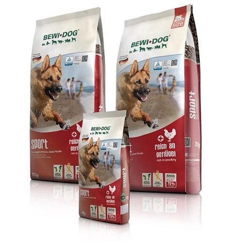 """בווי דוג ספורט 25 ק""""ג מזון יבש לכלבים"""
