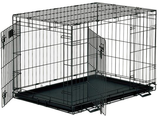 כלוב רשת 2 דלתות 122