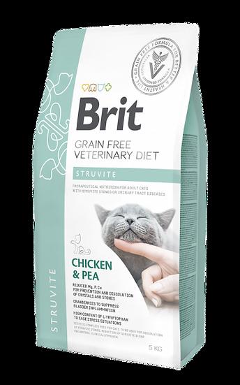 בריט מזון רפואי סטרוויט לחתול