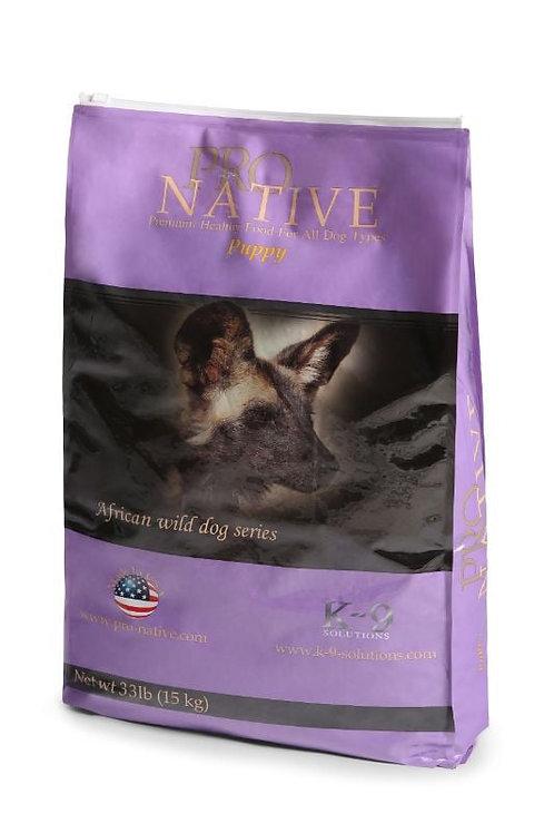 מזון כלבים פרו נייטיב גורים