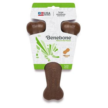 בנבון לכלב צעצוע לעיסה בריח בטעם בוטנים