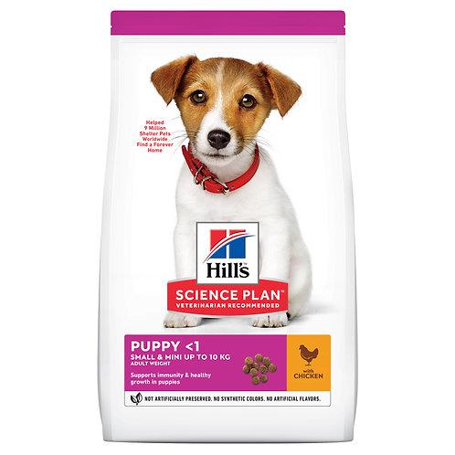 """הילס לגור כלב מגזע קטן (עוף), 6 ק""""ג"""