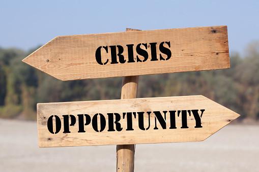 Dans la vie tout n'est pas une question de caractère mais aussi de savoir voir une opportunité !