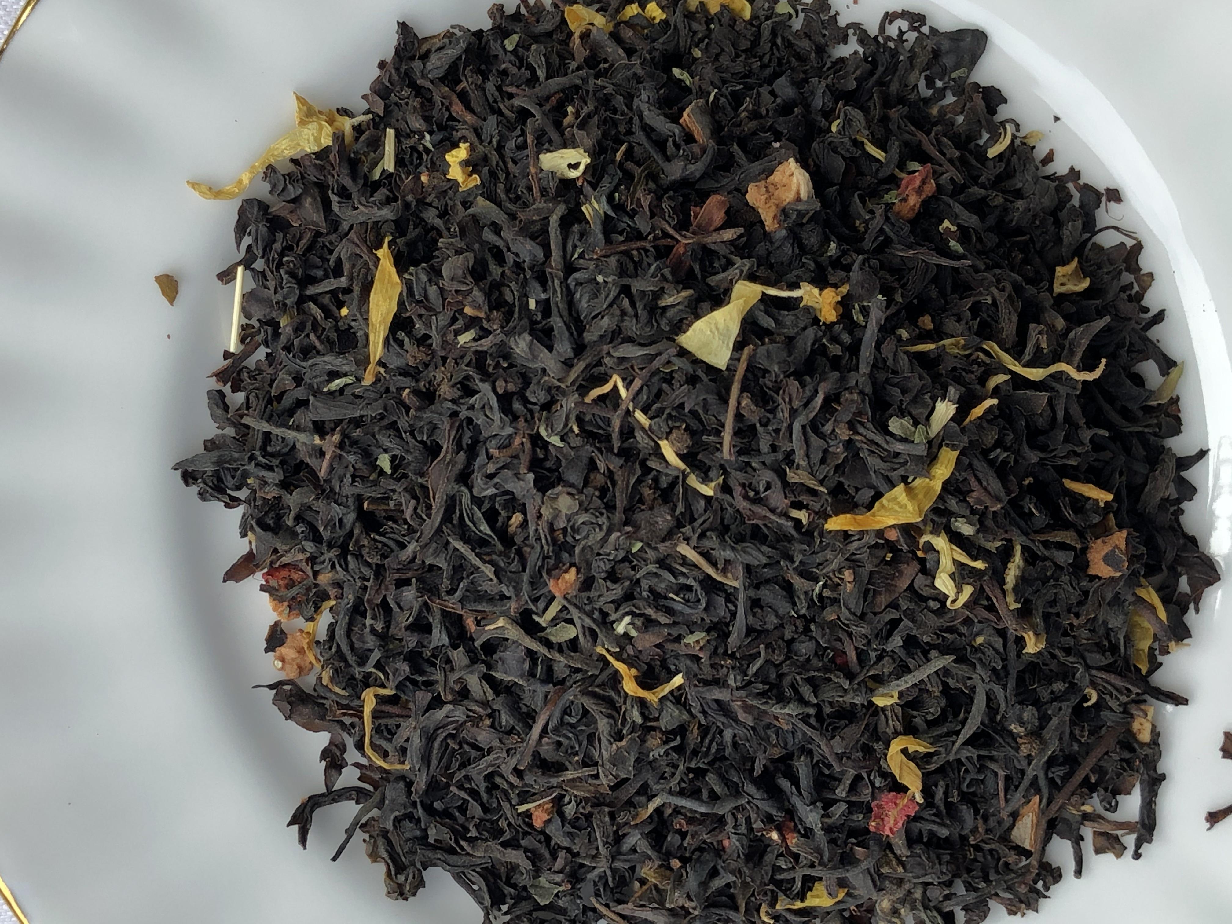 Lady tea