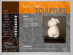 Sculptures website
