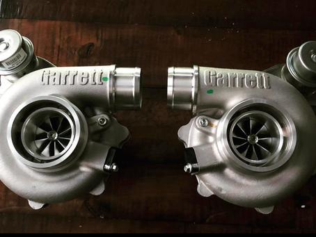 Garrett G-Series Turbos