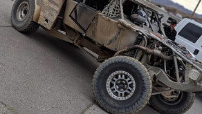 Hyper Off-Road Runs Their First Mint400 Race with RMB Motorworks Built Motor