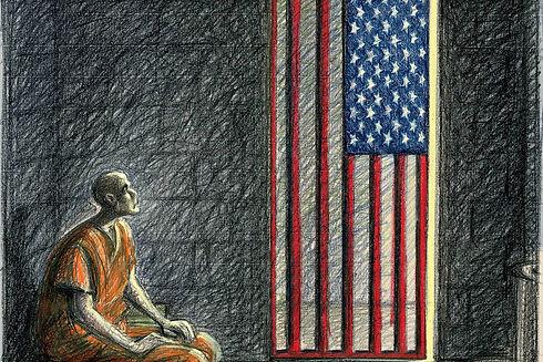 Mass Incarceration Art