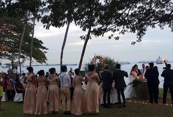 Wedding Singapore Emcee Ram