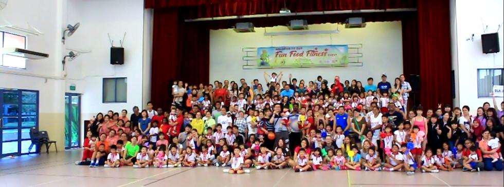 Family Day Singapore Emcee Ram