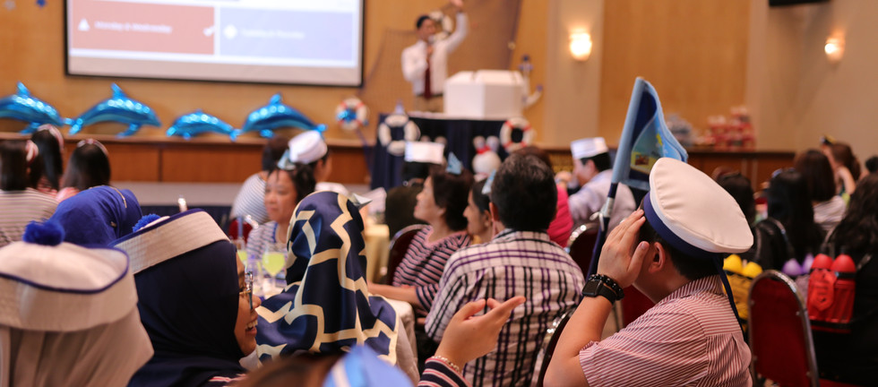 Graduation & Teachers Day Singapore Emcee Ram