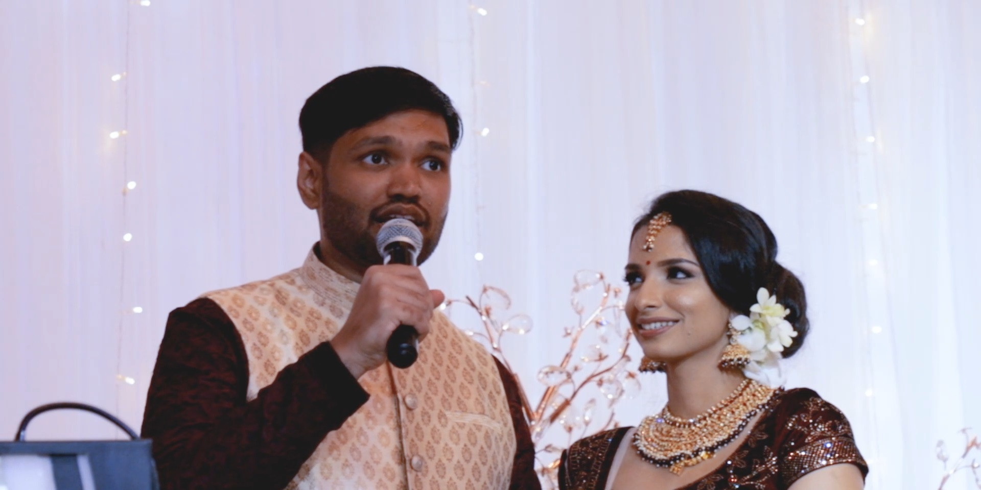 Wedding Singapore Emcee Ram