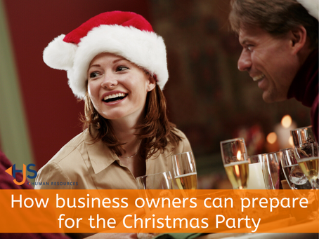 How business owners can prepare for the Work Christmas Party
