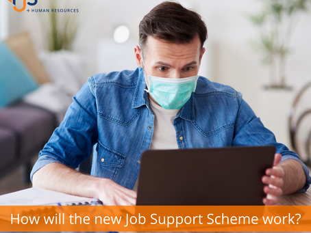 How will the new Job Support Scheme work?