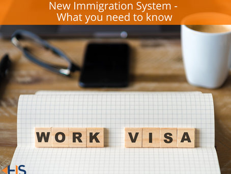 New Immigration System - What you need to know