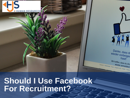 Should I Use Facebook For Recruitment?
