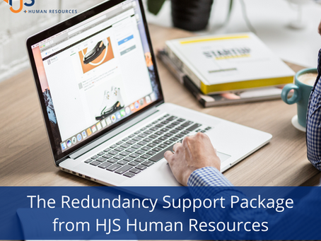 Introducing the Redundancy Support Package from HJS