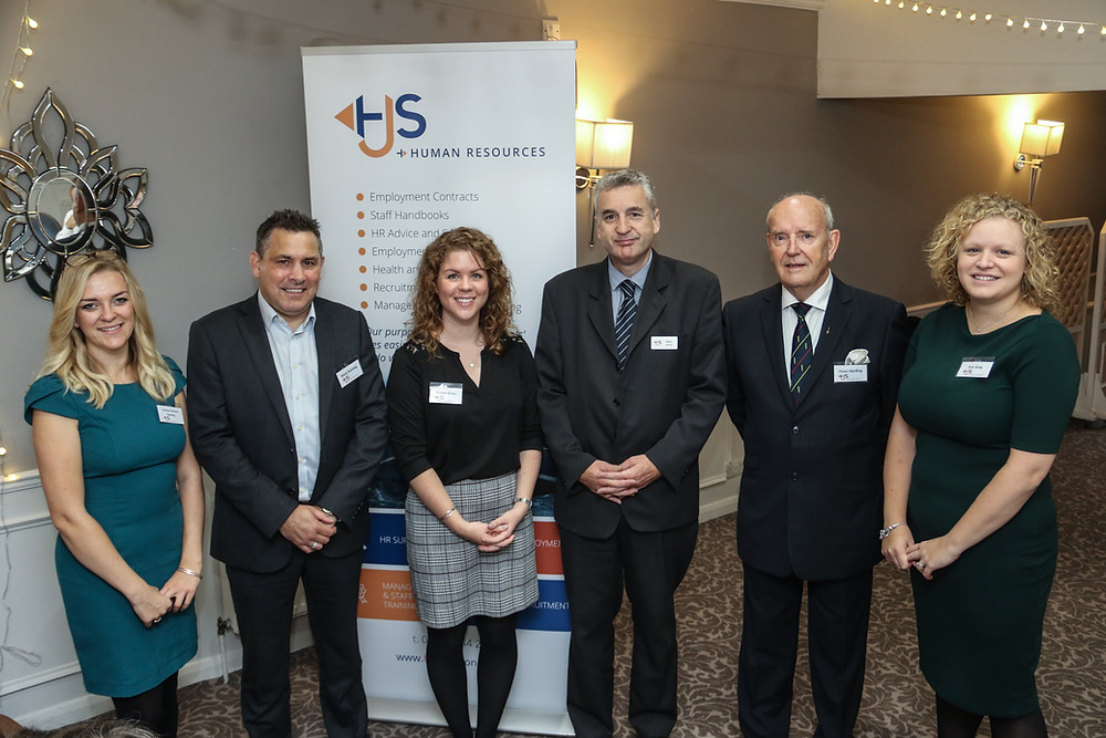HJS Human Resources team