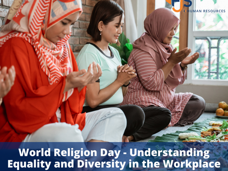World Religion Day - 17 January